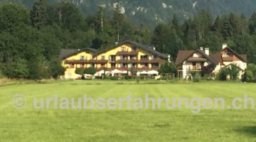 Hotel Aberseehof in St. Gilgen / Abersee