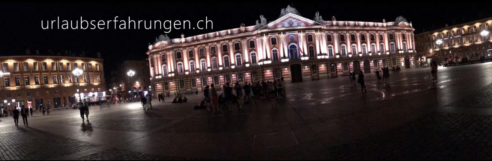 Reisebericht von Toulouse - Urlaubserfahrungen beim Sightseeing.