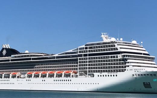 Tinkgeldzwang MSC Kreuzfahrten Cruises