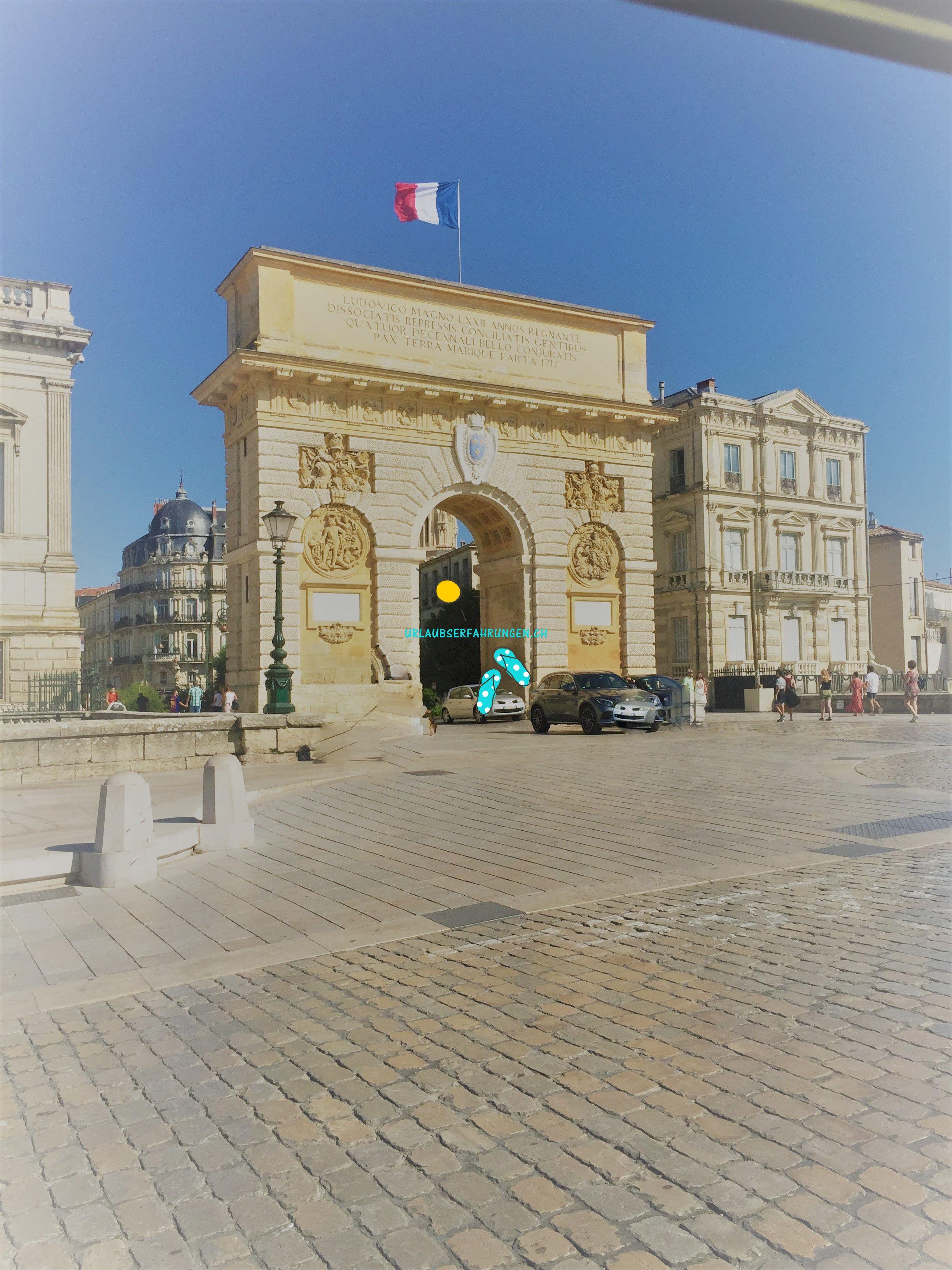 Reisebericht aus Montpellier