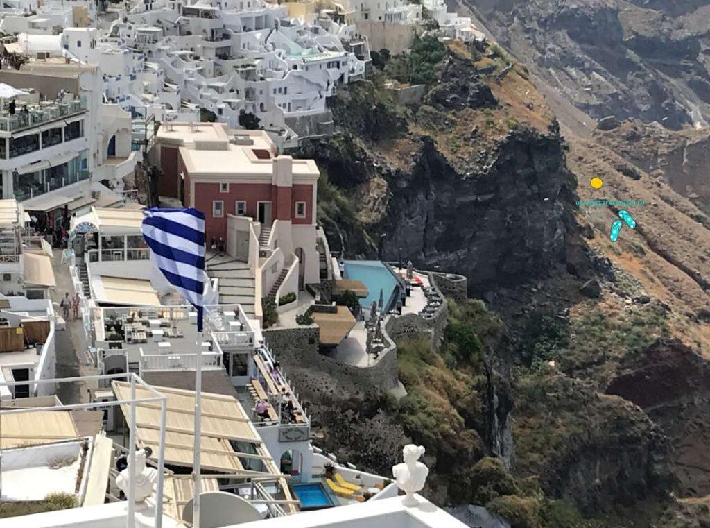 Santorini - Reisebericht eines Kurzbesuches
