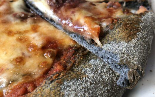 Pizza Nero
