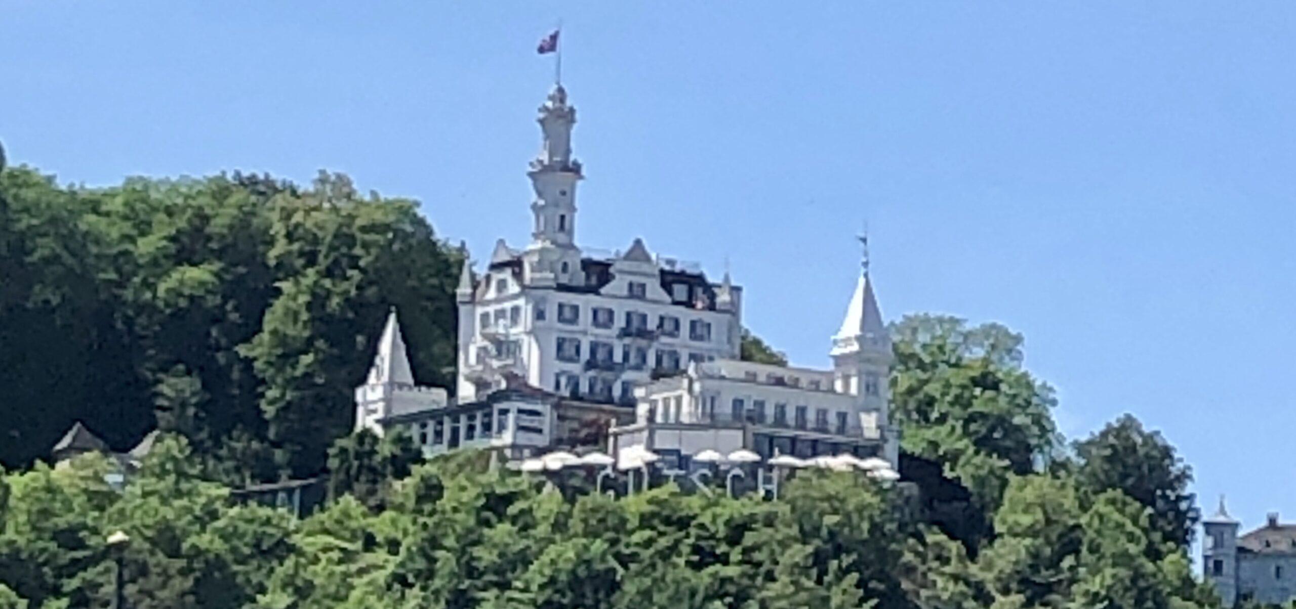 Luzern - Schweiz - Chateaux Gütsch