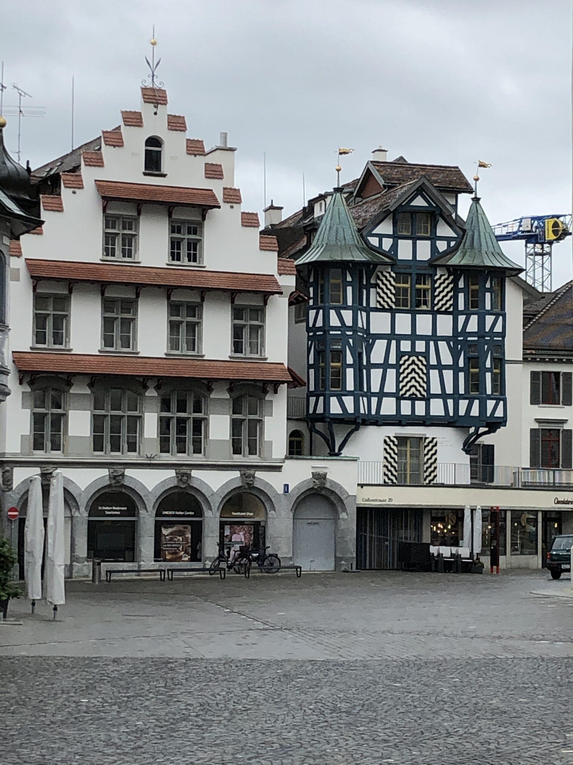 Tagesausflug nach St. Gallen