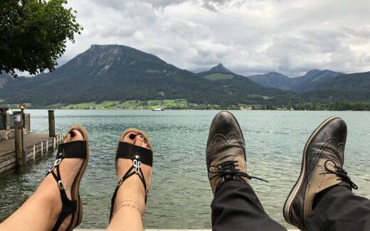 Wolfgangsee-Strobl-Salzburg unser Reisebericht